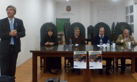 César Arrondo, Gustavo Capdevila, Walter Carnota